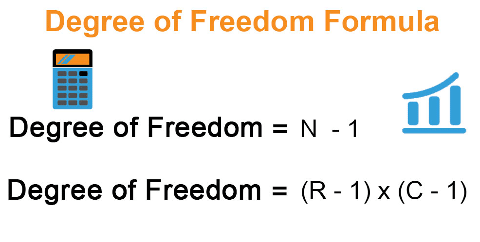 Degrees Of Freedom Formula