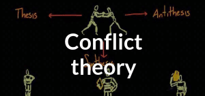 Social Conflict Theory in Sociology: Definition & Contributors